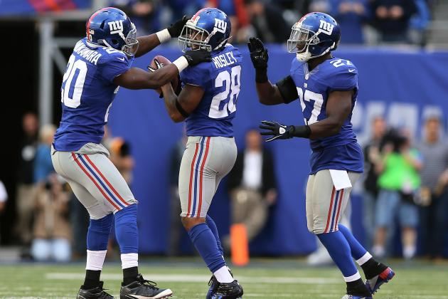 New York Giants: Stats That Matter Headed into Week 9