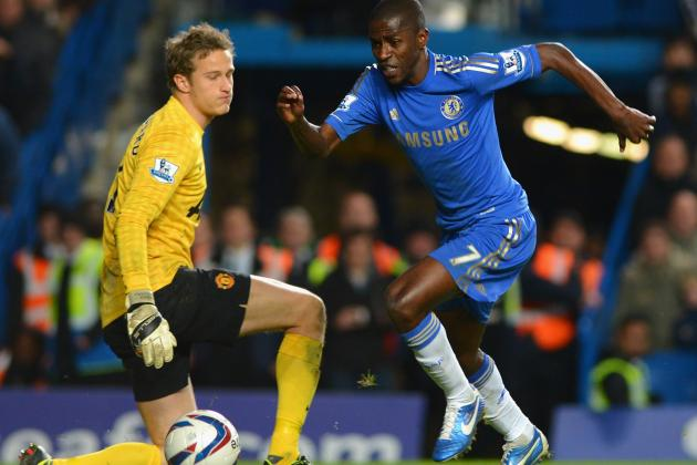 Chelsea 5-4 Man Utd: Halloween thriller