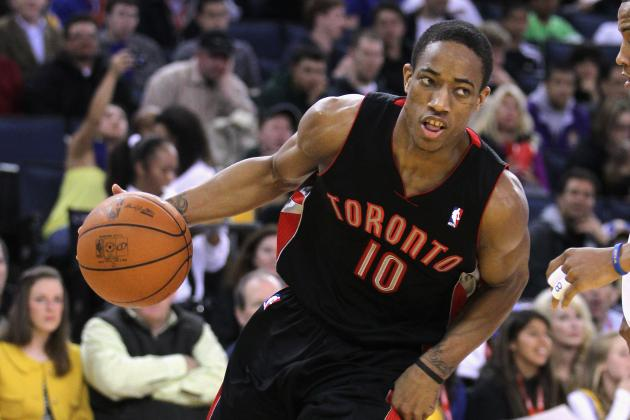 Raptos Finalizing 4-Yr/$40M Extension with DeRozan