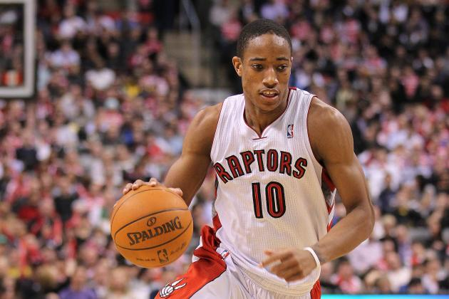 Raptors, DeMar DeRozan Finalizing Extension
