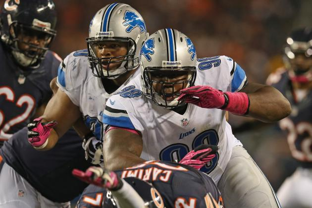Lions Weekly Progress Report: D-Line Needs to Get More Pressure, RBs More Yards