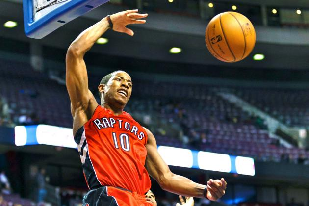 DeMar DeRozan Reportedly Agrees to 4-Year, $40 Million Extension with Raptors