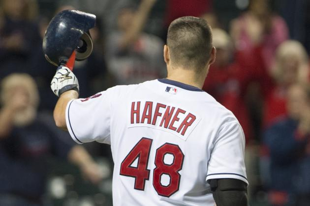 Indians, Travis Hafner Part Ways