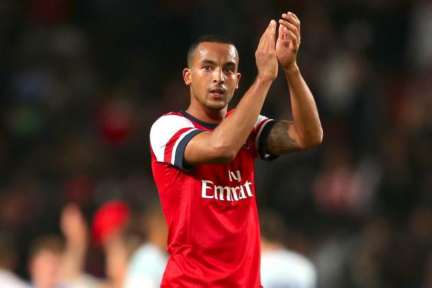Gunners Should Let Theo Walcott Leave If Better Options Are Available