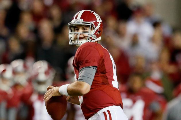 College Football Picks Week 10: Predicting Each Showdown Between Ranked Teams
