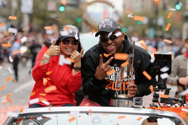San Francisco Goes Orange, Black for Giants Parade