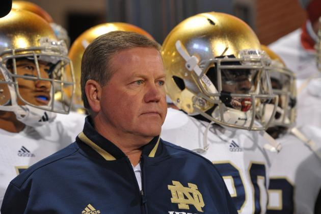 Notre Dame Football: Fighting Irish Built to Last for Years to Come