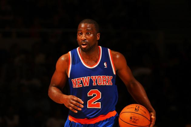 Forget Jeremy Lin, Knicks Are Raymond Felton's Team Now