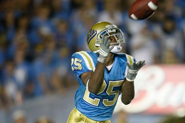 UCLA's Damien Thigpen Is a Big Weapon in a Small Package
