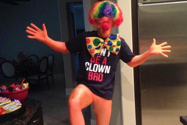 That's a Clown Costume, Bro!