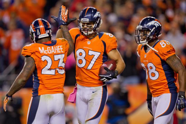 Denver Broncos vs. Cincinnati Bengals: Week 9 Fantasy Football Preview