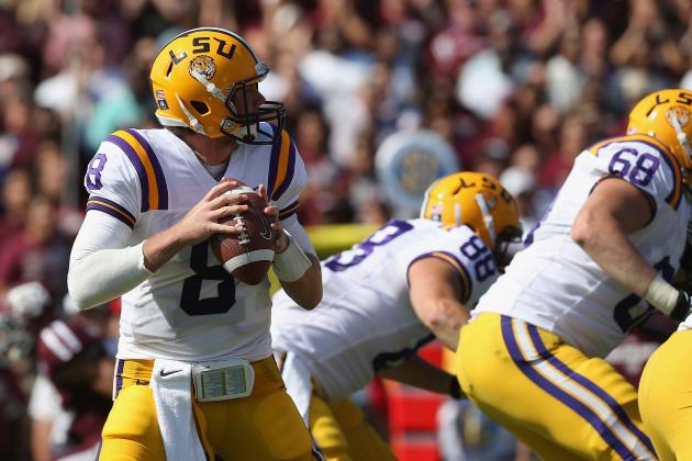College Football Rankings 2012: Teams That Will Prove to Be Overrated in Week 10