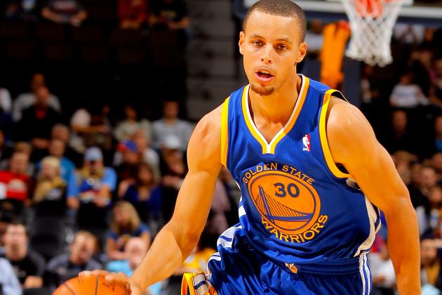Setting Statistical Expectations for Stephen Curry's Contract Extension