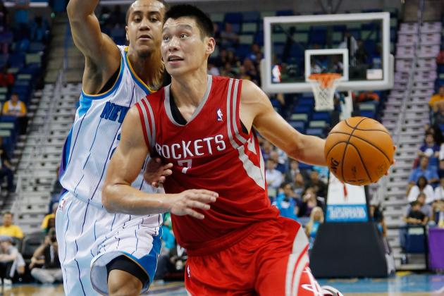 Jeremy Lin: Houston Rockets Point Guard Quietly Has Stellar Game Against Pistons
