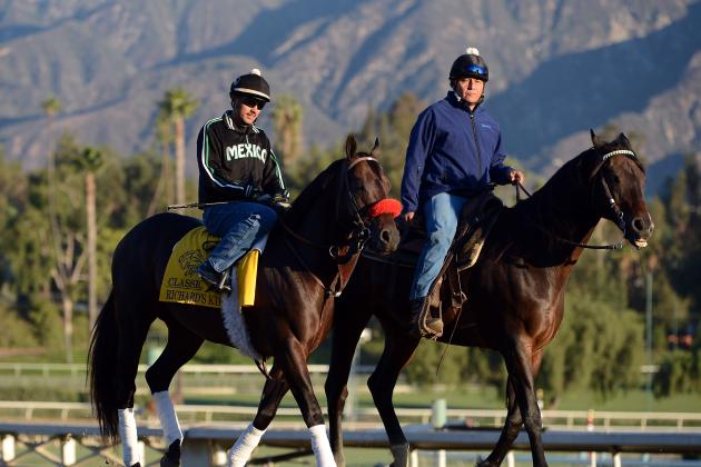 Breeders' Cup 2012 TV Schedule: Where to Watch Every Race of Two-Day Event