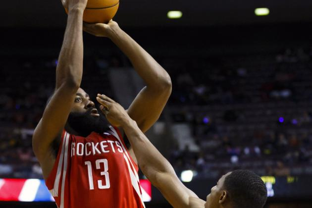 NBA.com Gamecast: Rockets vs. Pistons