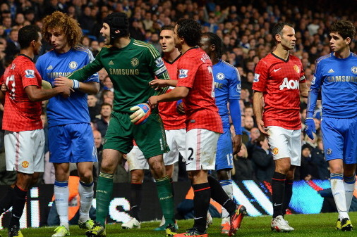 Chelsea vs. Manchester United: Reds Left Feeling Blue After Capital One Cup Tie