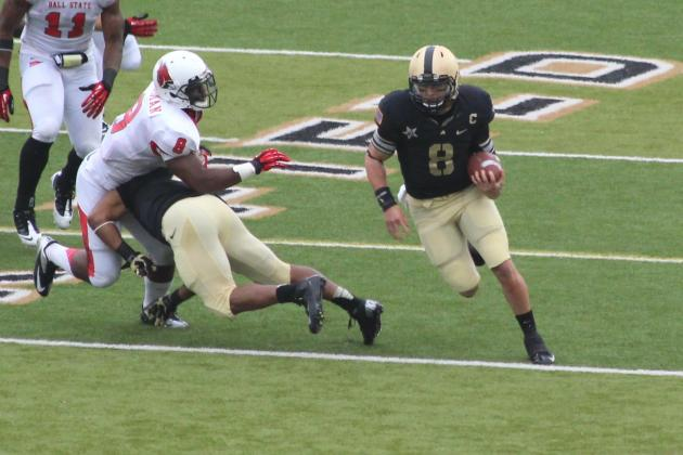 Army Football: Captain Nate Combs Returns to the Black Knight Defense