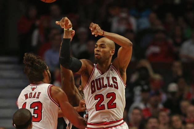 Taj Gibson Agrees to $38M Extension with Bulls