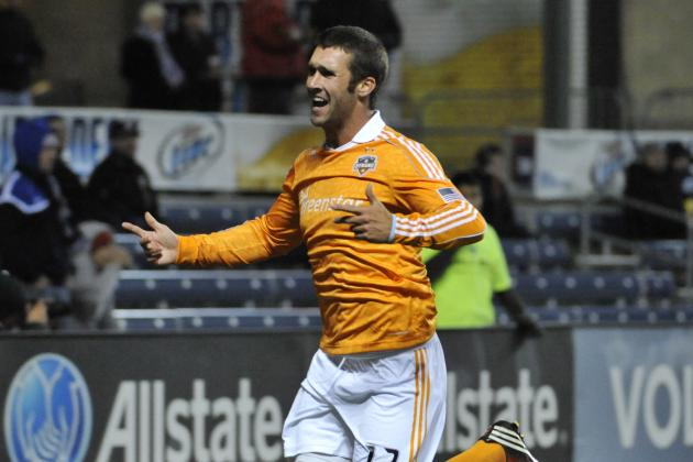MLS Playoffs: Bruin's Double Sends Dynamo into Semifinals