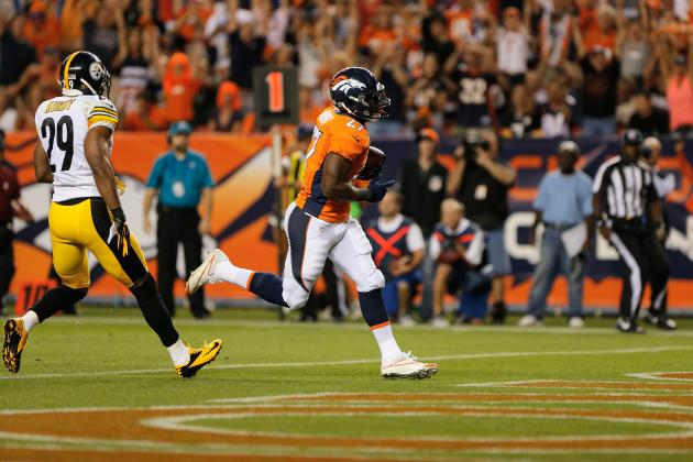 Denver Broncos: Why the Team Should Get What They Can for Knowshon Moreno