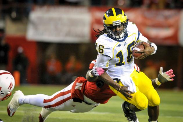 Michigan Football: Predicting Each Game for Rest of the Season