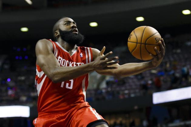 James Harden's Epic Debut Proves He's Worth Every Penny of New Contract