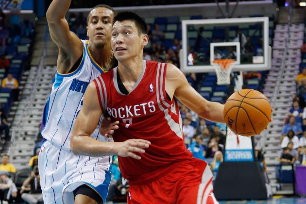Jeremy Lin: PG Leaves Room for Improvement Despite Solid Rockets Debut