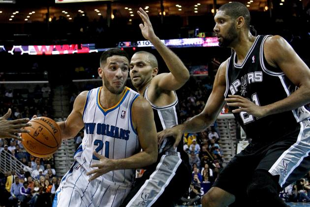 San Antonio Spurs Send Message with Opening Win over Hornets