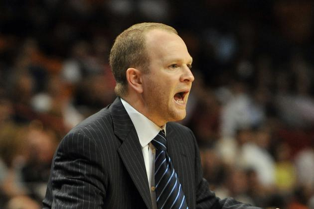 Expect a Better Record in Lawrence Frank's Second Year as Head Coach