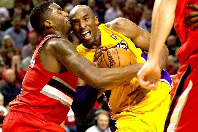 Diagnosing What Ails the Lakers