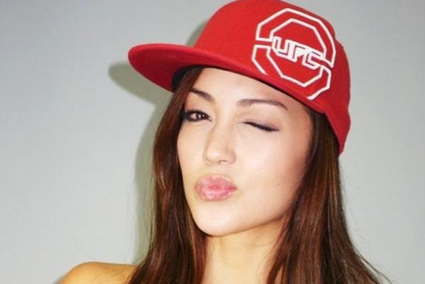 UFC Introduces 2nd Asian Guest Ring Girl for China Event