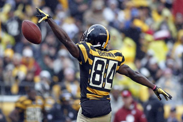 2012 PPR Fantasy Football Week 9: Wide Receivers (WR) Rankings