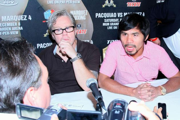 After Marquez, Who Will Manny Pacquiao Fight Next?