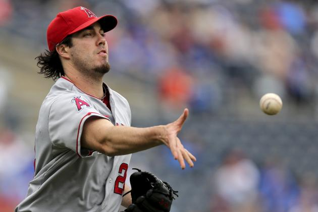 MLB Trade Rumors: Teams That Should Target Angels' Dan Haren