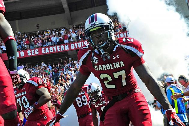 South Carolina Football: Starting Corners Must Step Up to Close out the Season