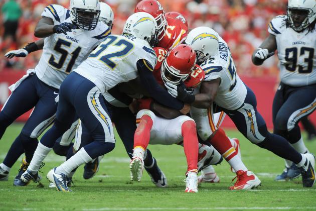 Chiefs vs. Chargers: What Each Team Must Do to Avoid National Embarrassment