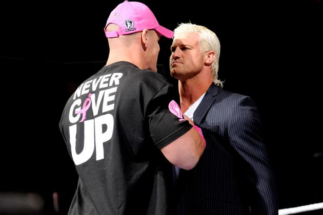Why Facing John Cena Is Dolph Ziggler's Last Test to Move Up in WWE