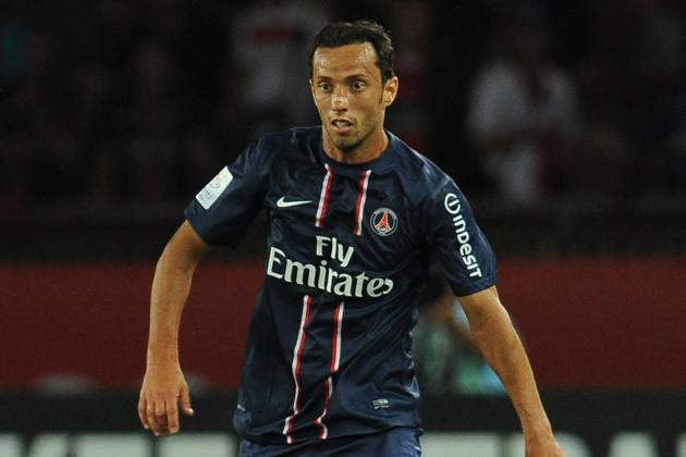 PSG's Nene Is Contemplating a Return Home to Brazil