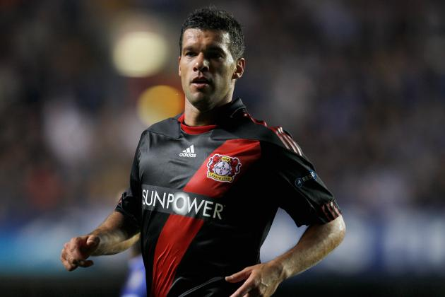 Michael Ballack Reportedly Can't Pay Speeding Ticket Because He Has No Income