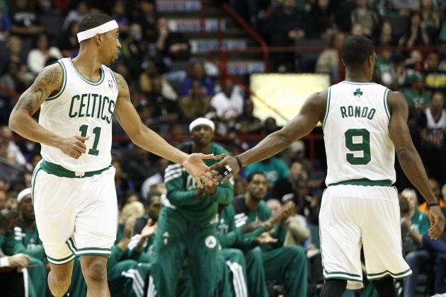 Boston Celtics: Breaking Down Courtney Lee's First Game in the Starting Lineup