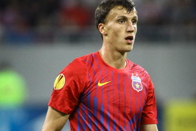 Steaua Bucharest Defender Vlad Chiriches Is Attracting Interest