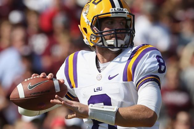 Alabama Will 'throw Some Different Things' at LSU Quarterback