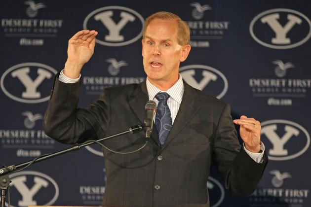 Scheduling Changes Looming for BYU Football's 2013 Season