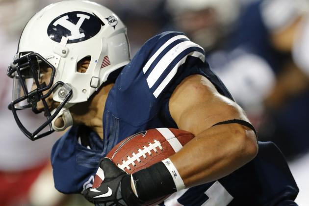 The Story of BYU Running Back Michael Alisa
