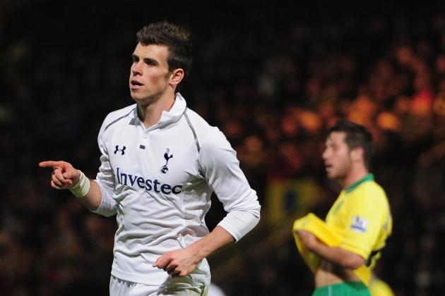 Real Madrid Want Spurs' Gareth Bale