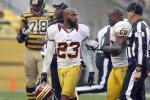 Roger Goodell Is NOT Happy with DeAngelo Hall