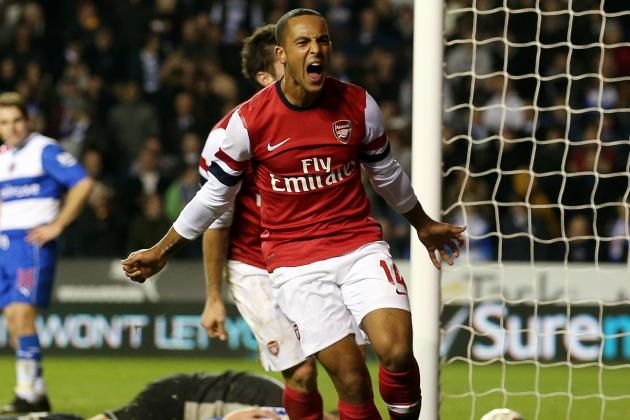 Arsène Wenger Backs Theo Walcott's Striking Ambitions After Hat-Trick