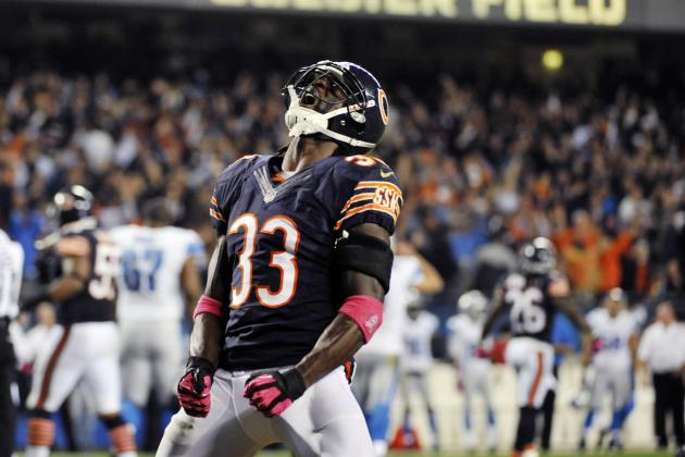 Charles Tillman Nabs NFC Defensive Player of the Month