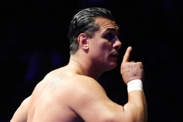 Alberto Del Rio the Biggest Victim of WWE's Booking and Creative in Last 2 Years